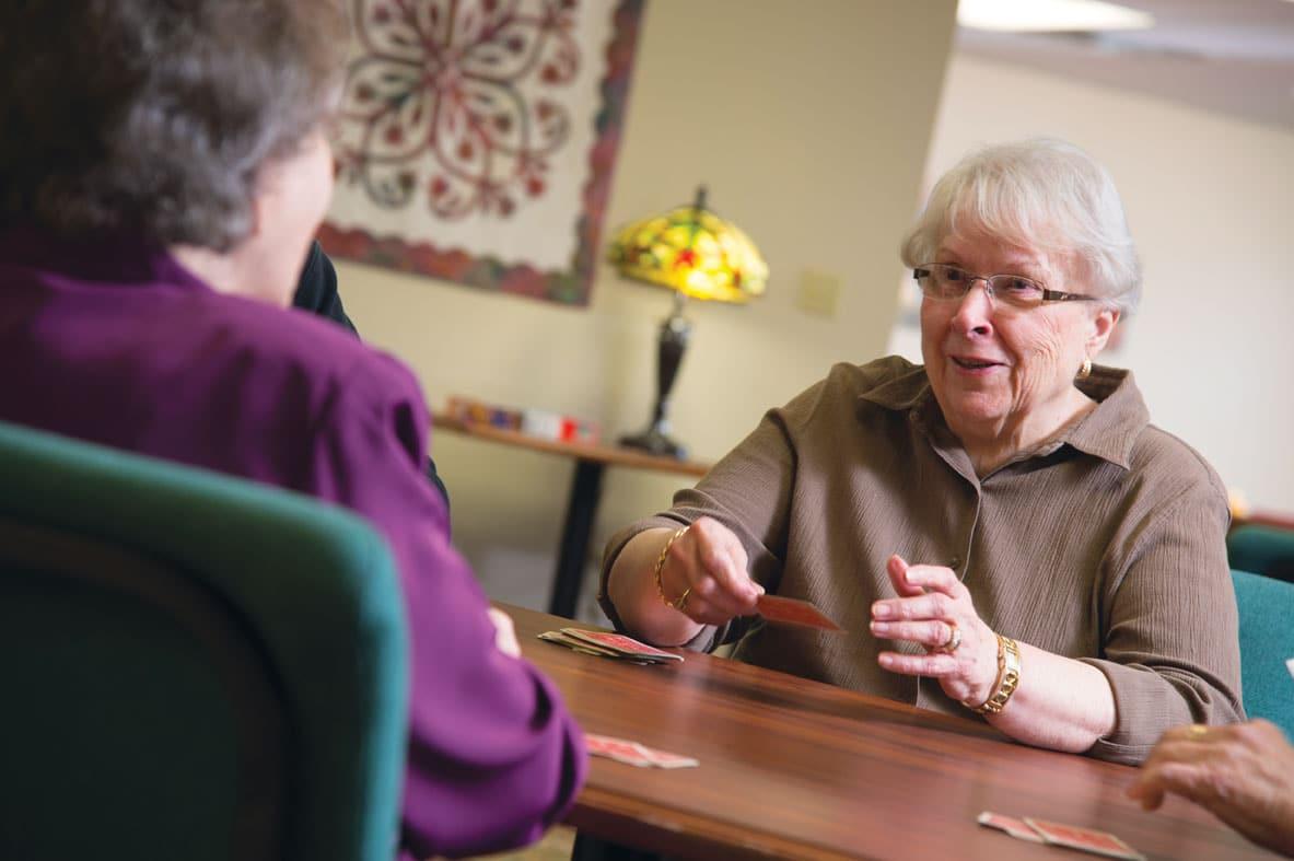 Senior Living Community Activities