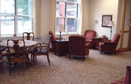 The Downtown Plaza Interior Room